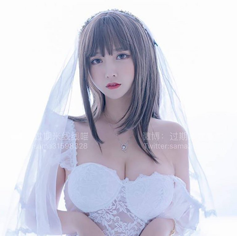 Sama Voluptuous Chinese cosplayer that you can't take your eyes off of